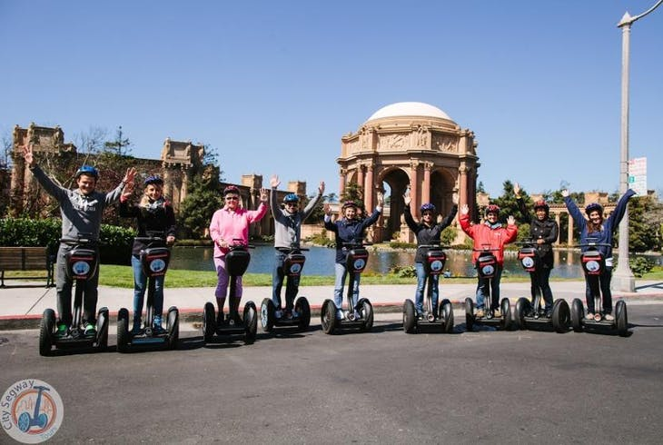 City Segway Tours Sf Day