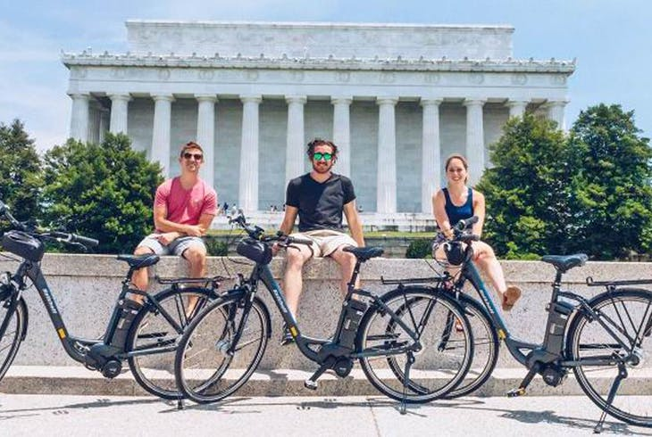 City Segway Tours Washington Best Of DC Electric Bike