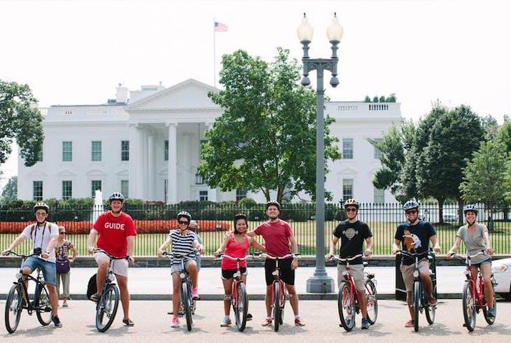 City Segway Tours Washington DC Day Bike