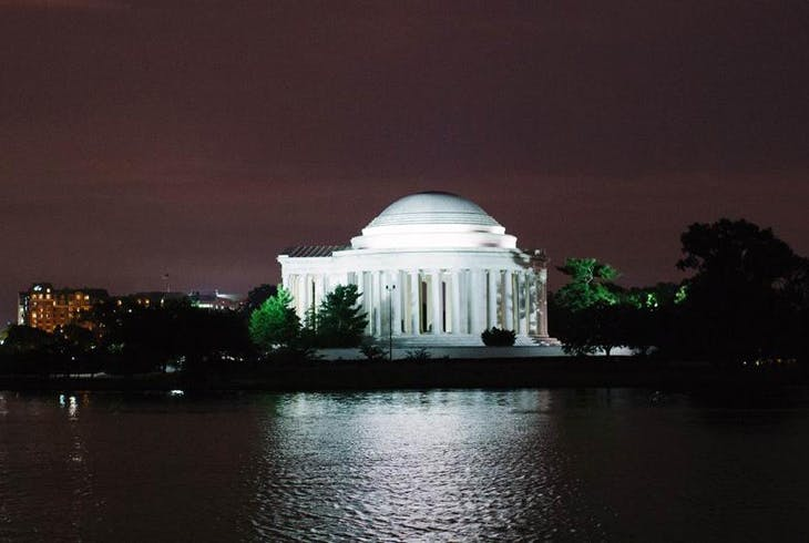 City Segway Tours Washington Monuments And Memorials