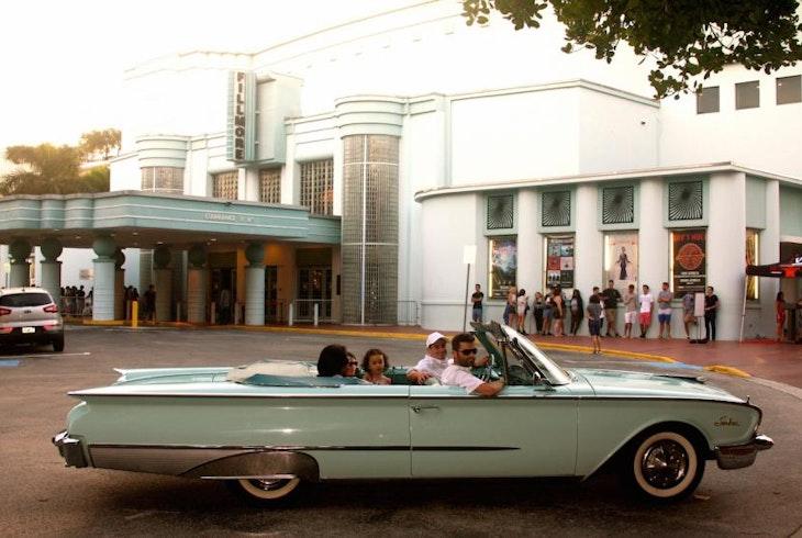City Tour Antique Car Miami Beach