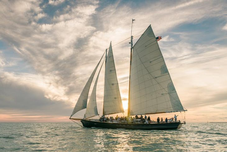 Classic Harbor Schooner