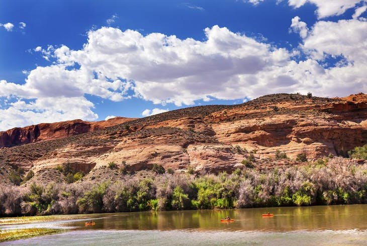 Colorado River Float