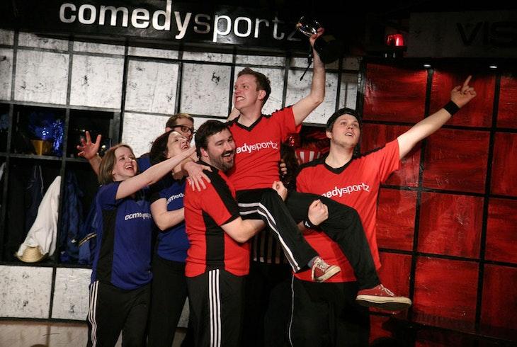 Comedysportz Chicago