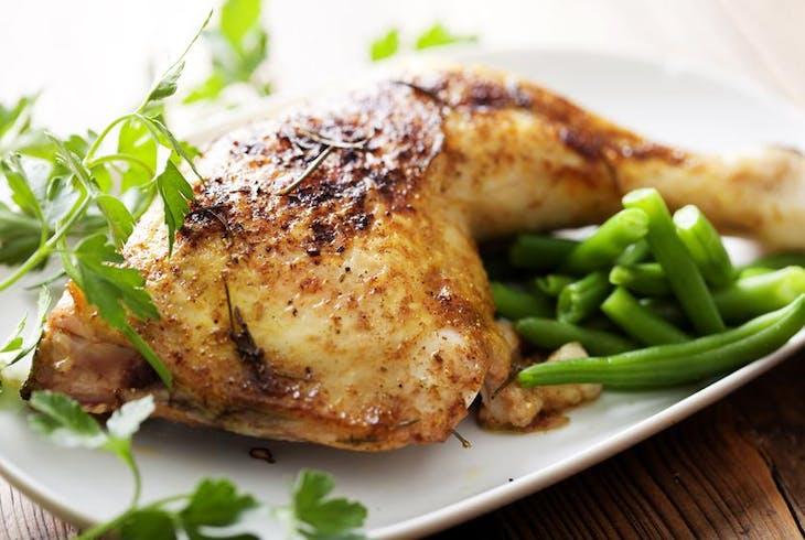 Cooking Chicken