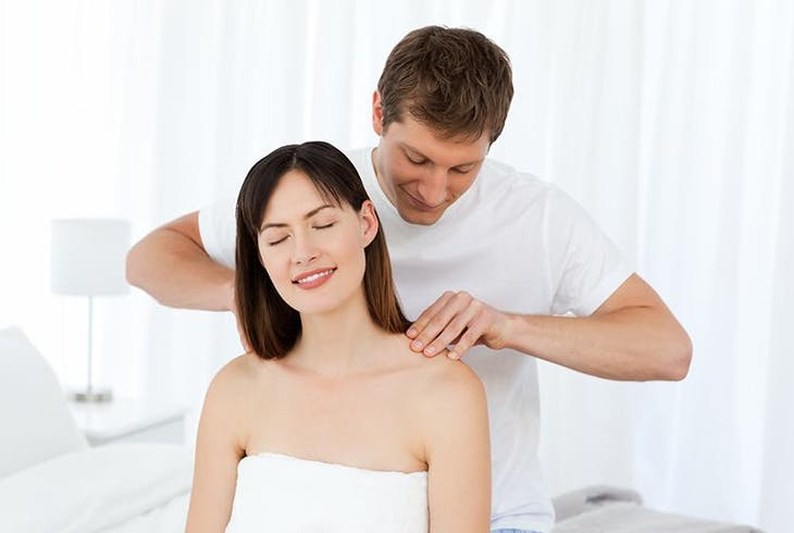 Couples Massage Class - Discovery Center-5512