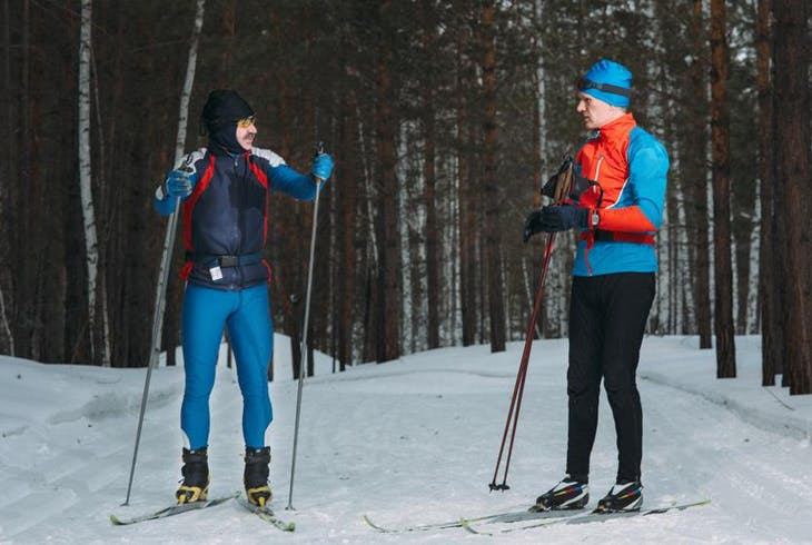 Cross Country And Snowshoe