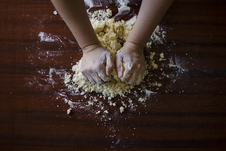 Crust Baking