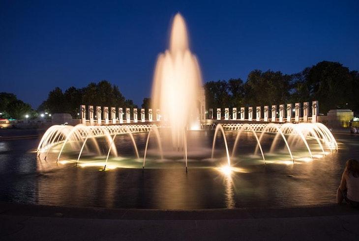 Dc Landmarks Night