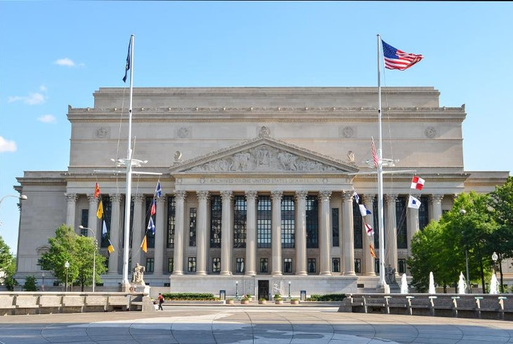 Dc National Archives