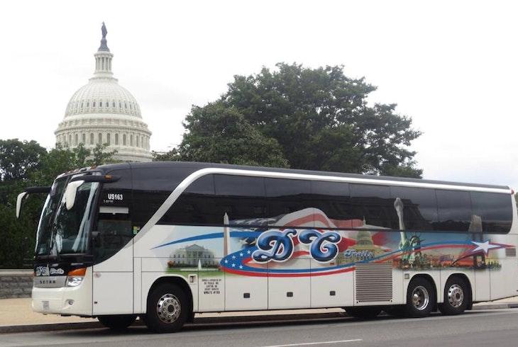 Dc Trails Bus Tours
