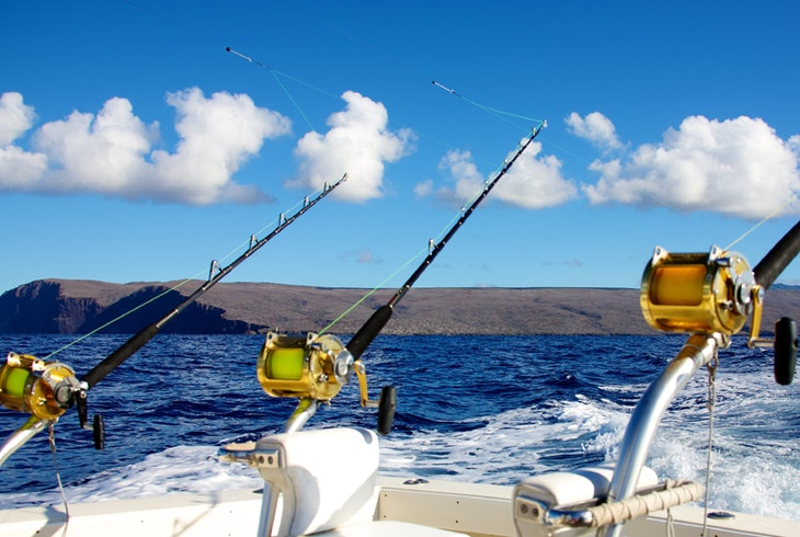 Newport beach deep sea fishing cruise family friendly for Deep sea fishing los angeles
