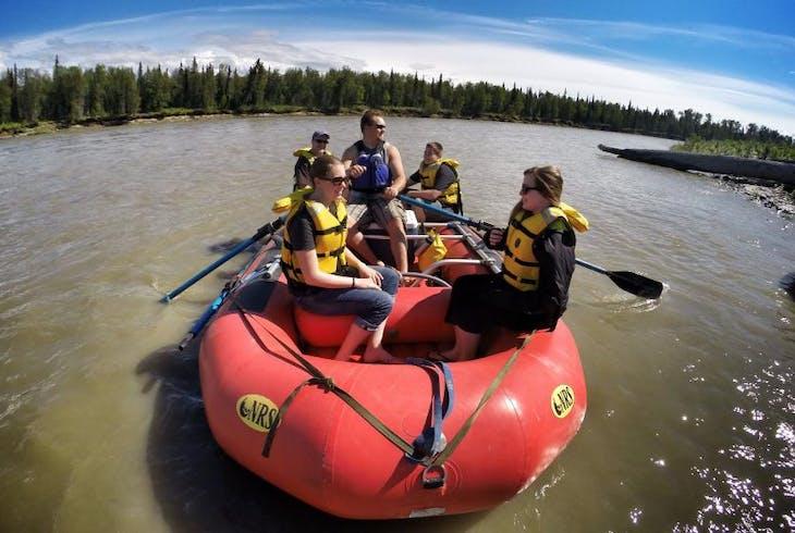 Denali View Raft Adventures
