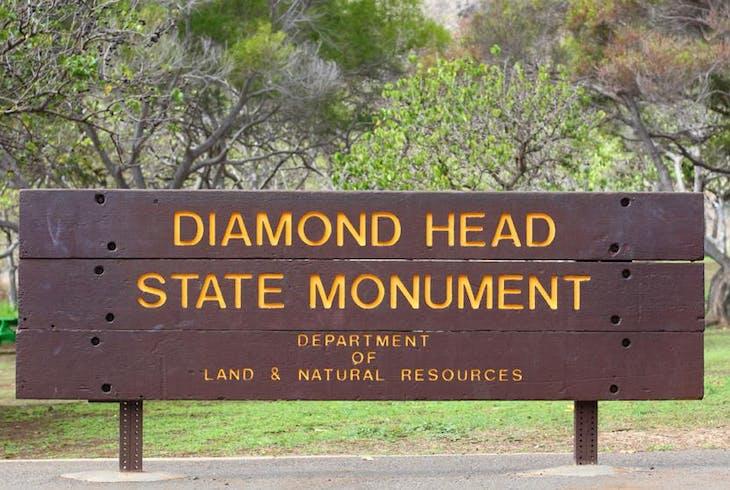 Diamond Head Hawaii