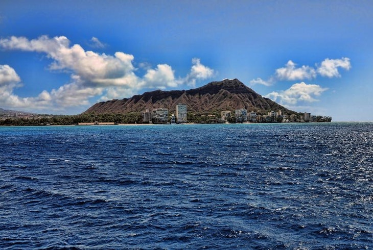 Diamond Head Hawaii