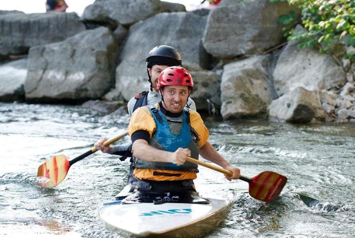 Double Kayak Generic