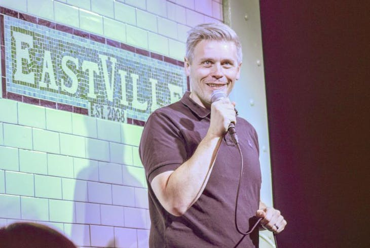 Eastville Comedy