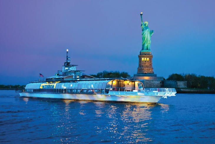 Entertainment Cruises Bateaux Nyc