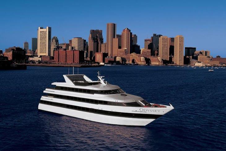Entertainment Cruises Boston