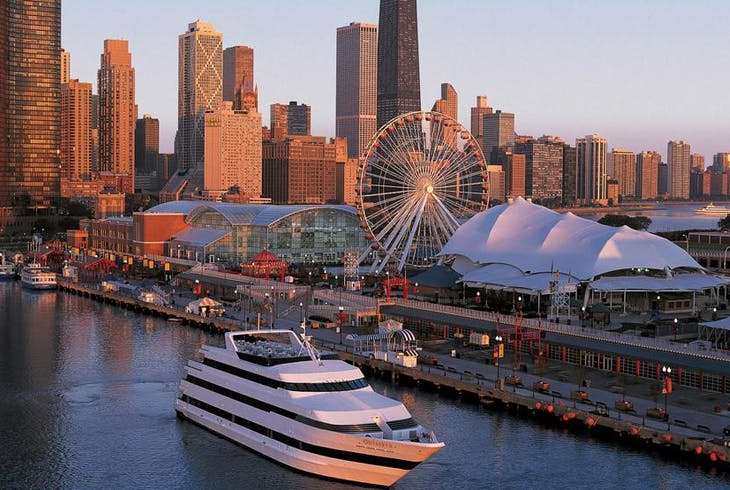 Entertainment Cruises Chicago