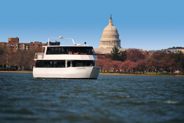 Entertainment Cruises Dc