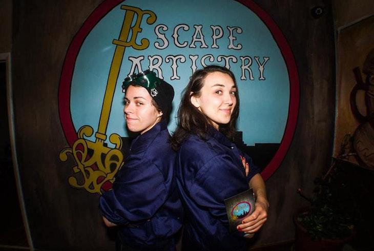 Escape Artistry