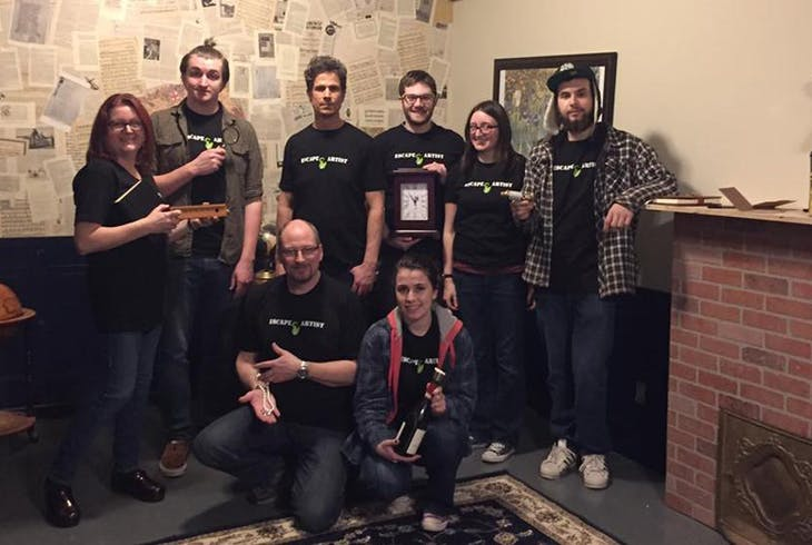 Escape Game Pdx