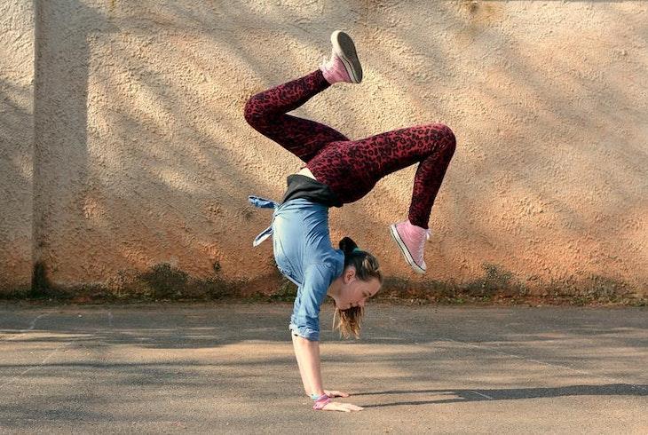 Female Hip Hop Dance