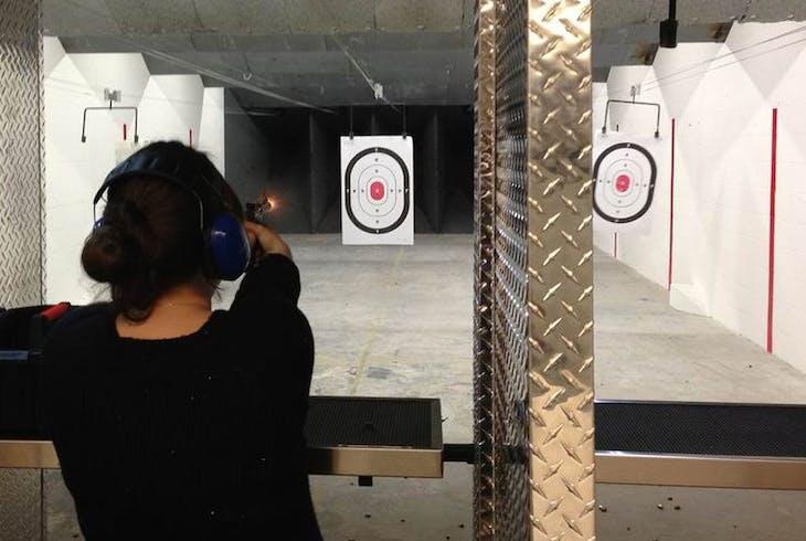 Seal Team 6 Shooting Package - Things to do in Las Vegas