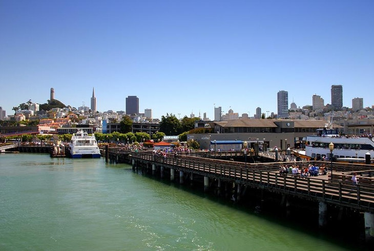 Fishermans Wharf Generic