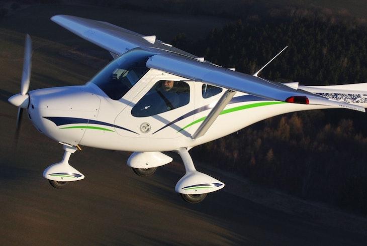 Fly Light Sport Ca