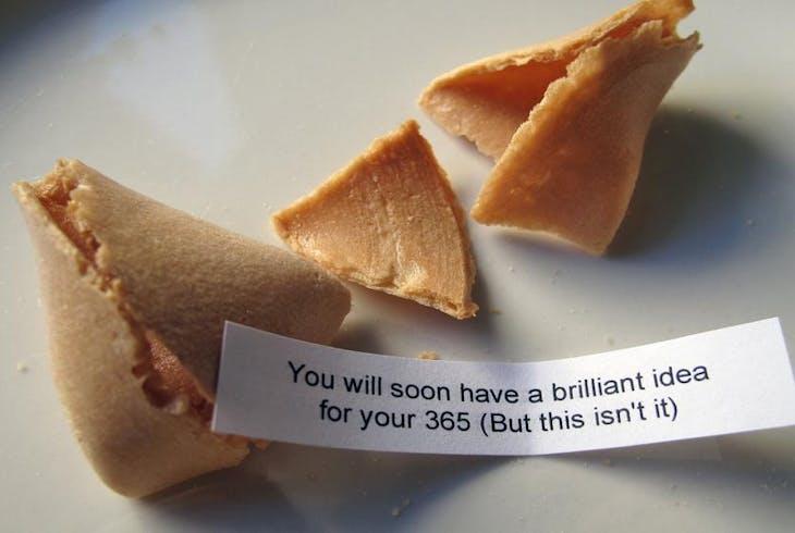 Fortune Cookie Generic