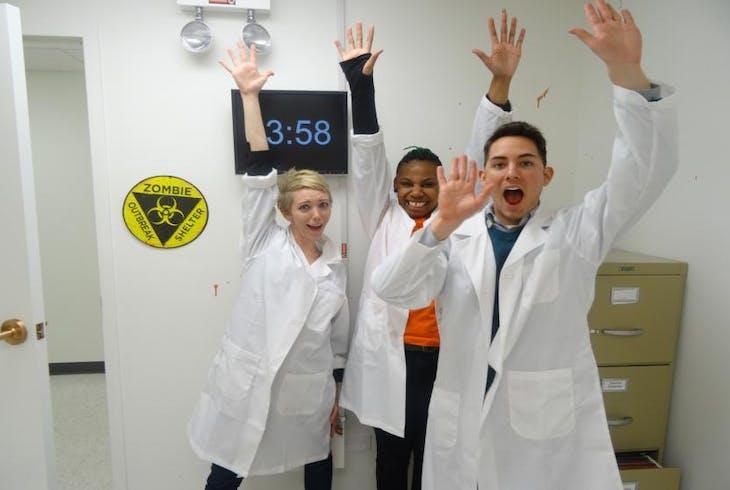 Fox In A Box Lab