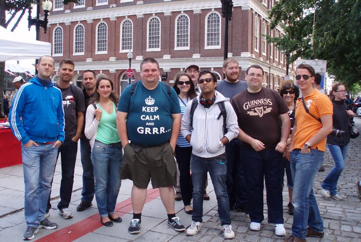 Free Tours By Foot Boston Freedom Trail