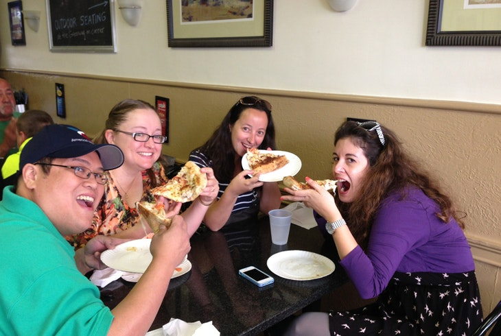 Free Tours By Foot Boston Little Italy Food
