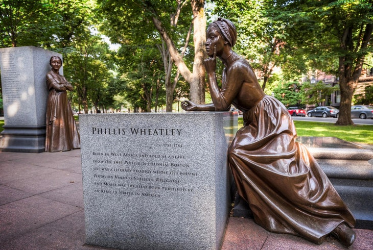 Free Tours By Foot Boston Women