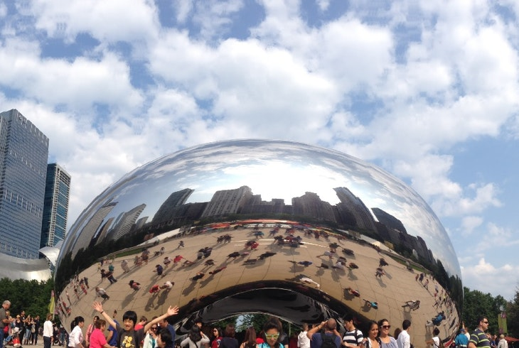 Free Tours By Foot Chicago Loop Millennium Park