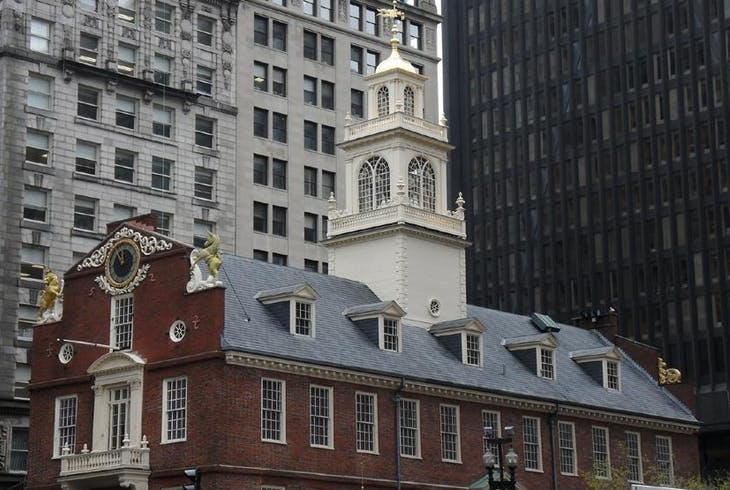 Freedom Trail Boston Generic