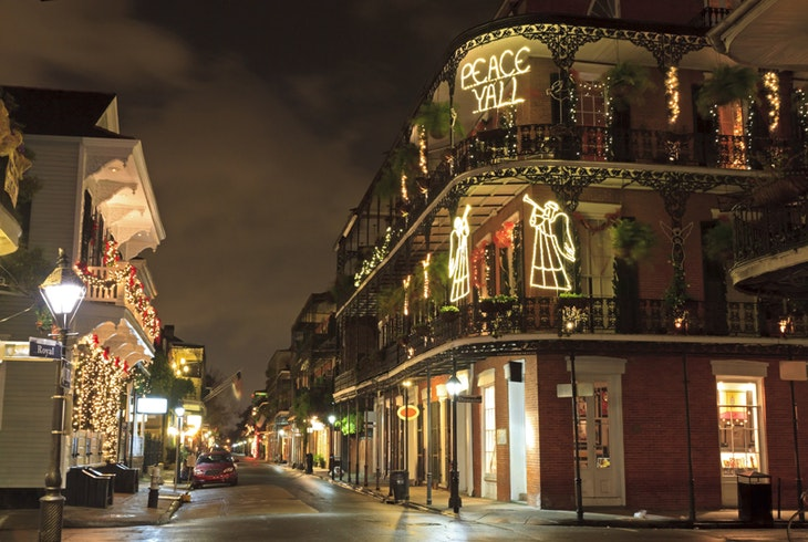 French Quarter Night