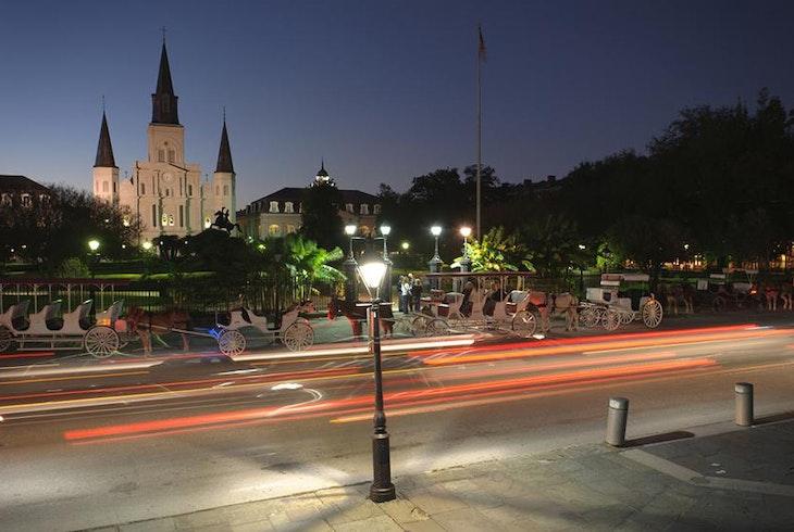 French Quarter Night