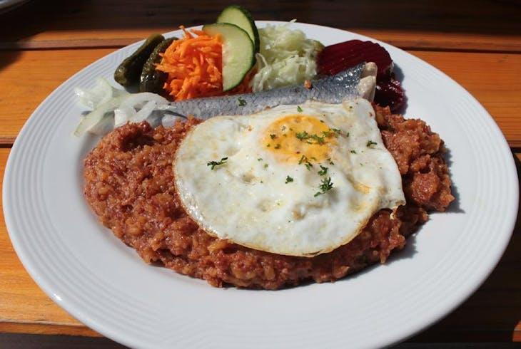 German Comfort Food