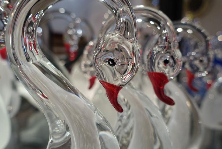 Glass Sculpting