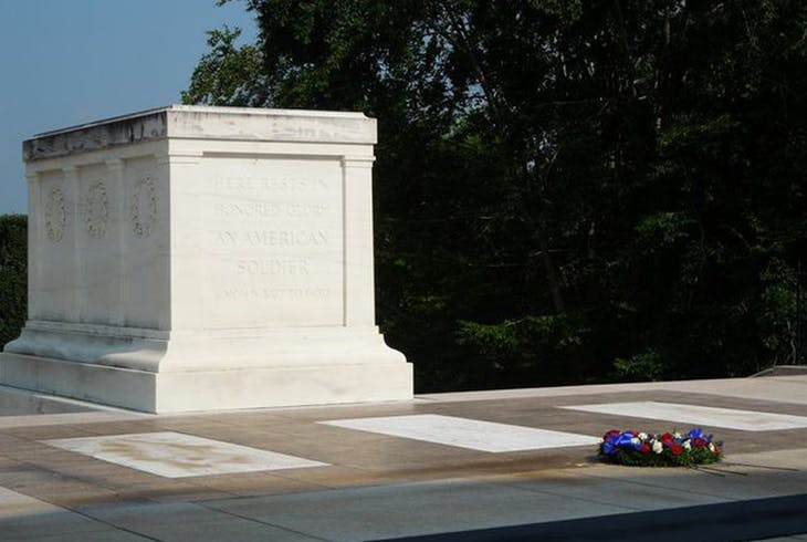 Gray Line Dc War Memorials