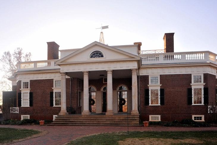 Gray Line Dc War Monticello