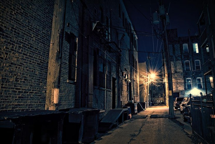 Greenwich Ghost Tour