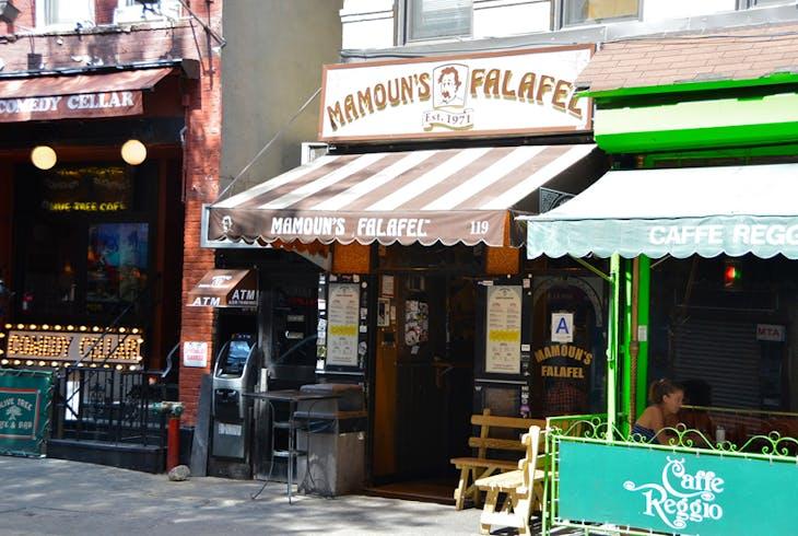 Greenwich Village Food