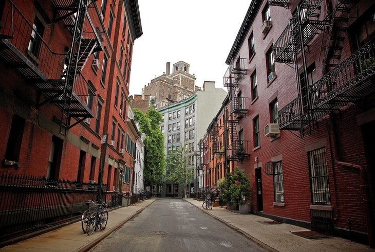 Greenwich Village Nyc