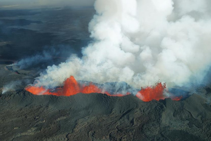 Hawaii Volcano Generic