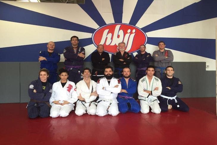 Hollywood Brazilian Jiu Jitsu