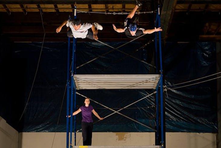 Hollywood Stunts Nyc High Fall
